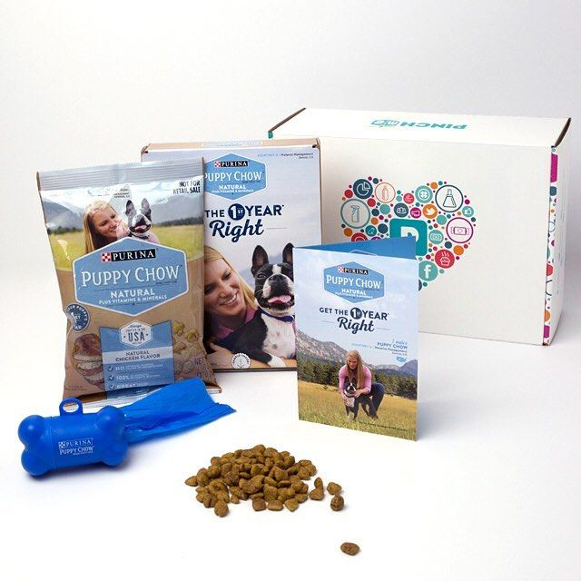 If you and your new pup claimed a @Purina Puppy Chow® Natural (plus vitamins & minerals) Puppy Kit, get excited as they are on their way! 🐶💕