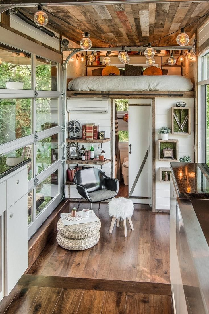 From a villa in Santorini to an Indonesian bungalow, these 10 tiny homes for rent will make you forget why you ever wanted anything bigger.