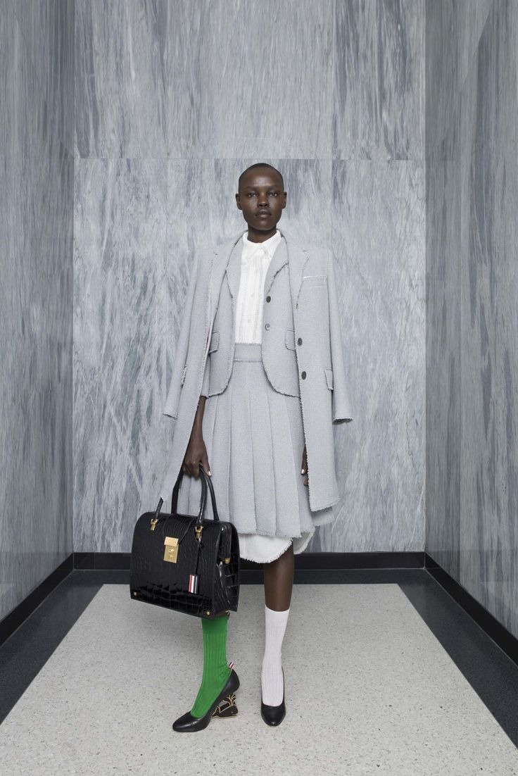 Thom Browne Resort 2017 Fashion Show
