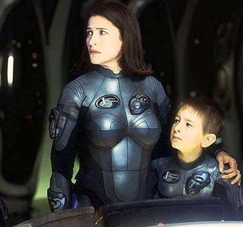 Mimi Rogers Lost in Space | Lost in Space Scene