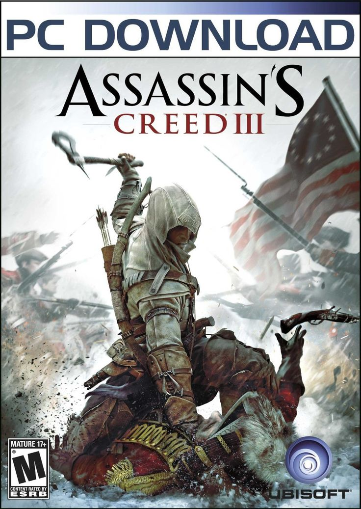 Assassin's Creed III Windows PC Game Download Uplay CD-Key Global for only $9.99.  #‎videogames‬ ‪#‎deals‬ ‪#‎games‬ ‪#‎gaming‬ ‪#‎awesome‬ ‪#‎awesomeness‬ ‪#‎awesomesauce‬ ‪#‎cool‬ ‪#‎gamer‬ ‪#‎gamers‬ ‪#‎win‬ ‪#‎ftw‬