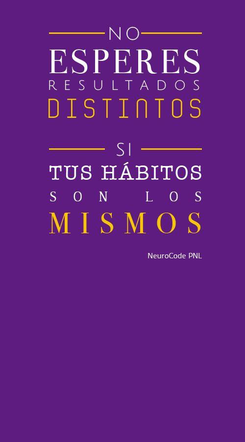 """PNL, coaching con PNL """"Resultados"""" cartel promocional de https://www.facebook.com/NeuroCodePNL"""
