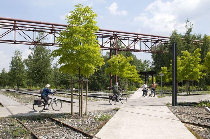 Zollverein Park | PLANERGRUPPE OBERHAUSEN