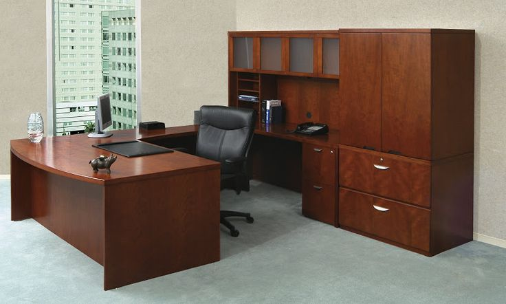 Discount Office Furniture - For the Executive Suite or Home Office
