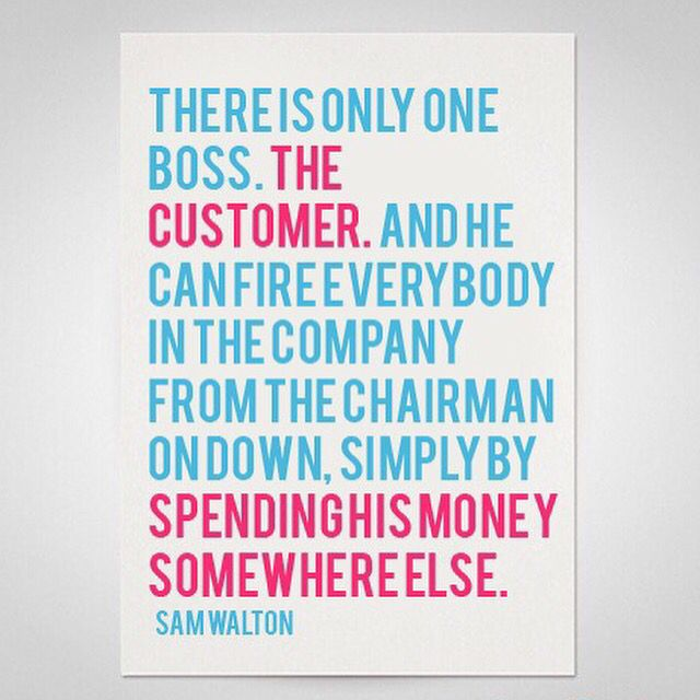 Inspirational Customer Service Quote Humor: 27 Best Quotes From Sam Walton Images On Pinterest