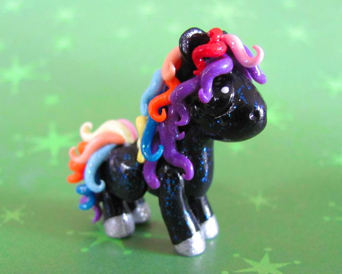 Firework Pony by Dragons And Beasties