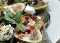 9+1 καλοκαιρινές σαλάτες με φρούτα