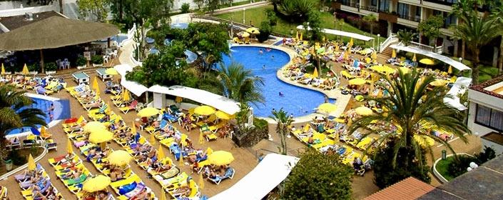 Hotel Bitácora Tenerife pool