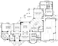 Hajek - House Plan 3336-04 - The Montpellier