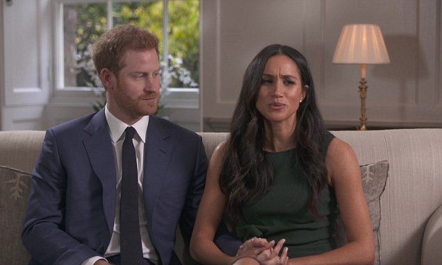 The key points: Harry and Meghan reveal their proposal 'He proposed while roasting a chicken'