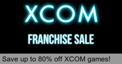 [WinGameStore] XCOM Franchise Sale | XCOM 2 ($20.99/65%) XCOM 2 - Reinforcement Pack DLC ($9.99/50%) XCOM: Enemy Unknown Complete Pack ($9.99/80%) XCOM: Enemy Unknown ($5.99/80%) X-Com Complete Pack ($3.74/75%) XCOM: Enemy Within ($7.49/75%) and more...