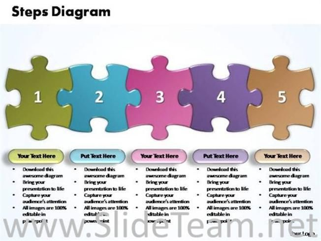 11 best 3D PowerPoint Templates images on Pinterest Ppt template - puzzle powerpoint template
