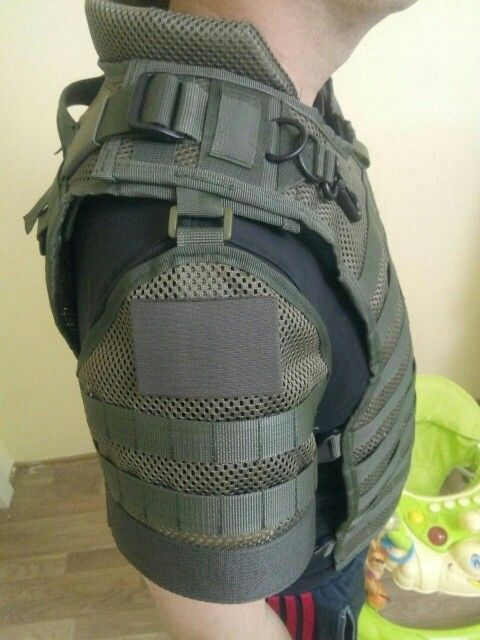 My handmade tactical vest for warm weathers. 65$. İn facebook (parstaktik)