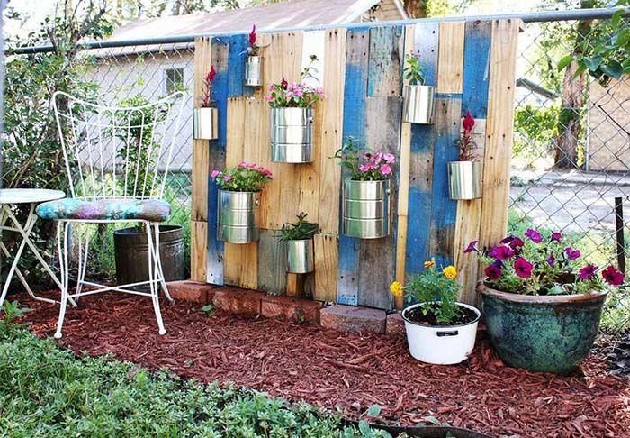jardim vertical latas : jardim vertical latas: Latas De Alumínio no Pinterest
