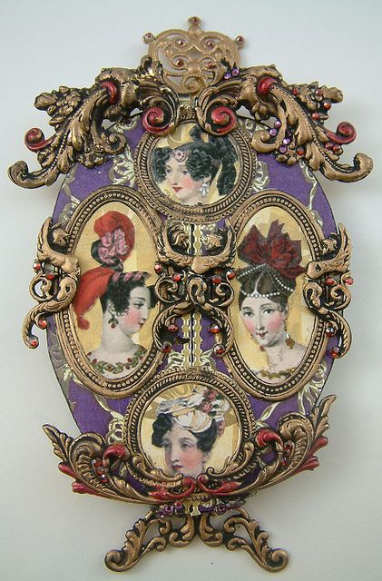 Purple Faberge Egg