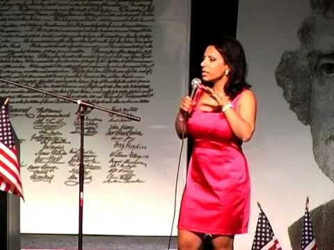Brigitte Gabriel Interview, A survivor of Islamic terror warns America! - YouTube
