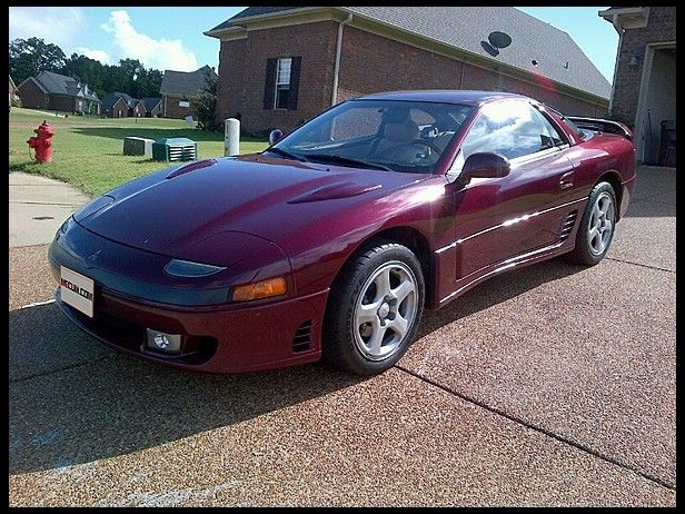 1991 Mitsubishi 3000 GT VR4 3.0/300 HP, 5Speed for sale