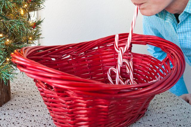 Party Games to Play Using Candy Canes | eHow