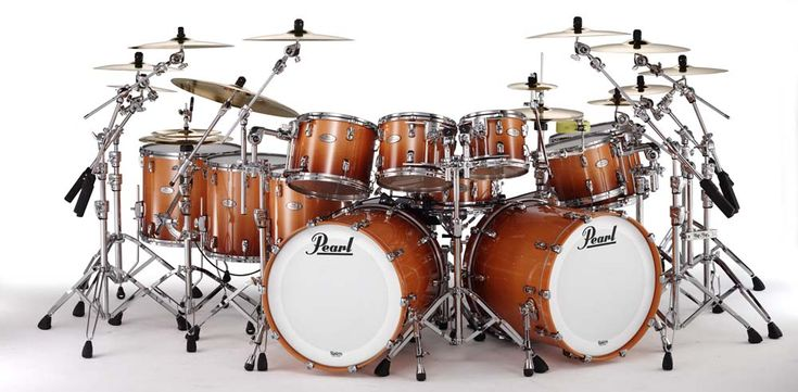 Pearl Drums - Reference - This is the color I chose.