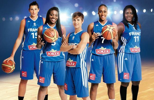 Basket : équipe de France féminine Euro 2015