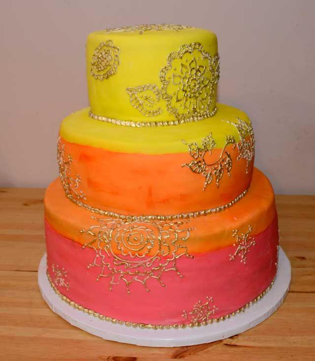 17 Best Ideas About Mehndi Cake On Pinterest Turquoise