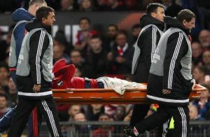 Man United's Rojo out for season with cruciate ligament injury – reports