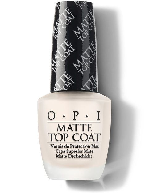 Matte Top Coat | OPI