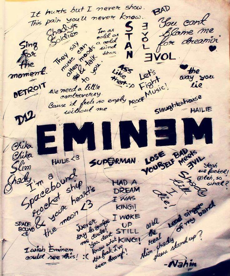 Eminem ||||| Slim Shady