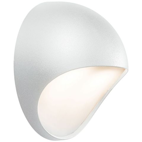 Nordlux Fuel White Outdoor LED Wall Light – £72.99