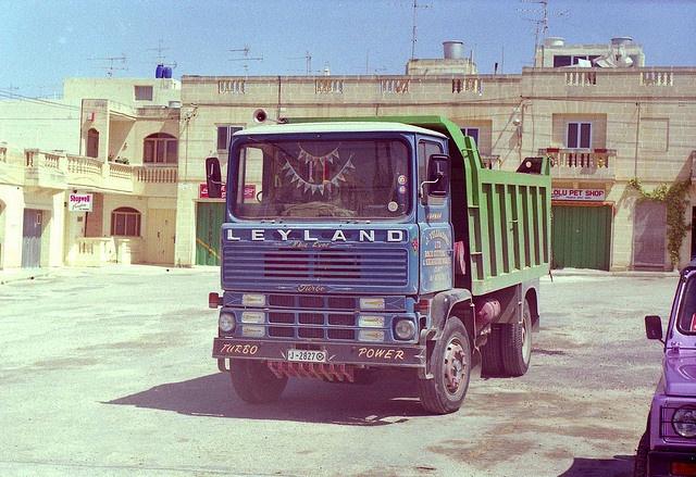 LEYLAND MARATHON in Malta Truc.EuroMid.EastRusSub