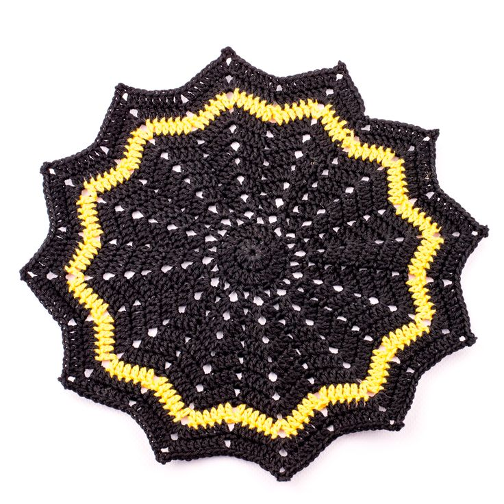 Die 10 besten Bilder zu Round crochet auf Pinterest | kostenlose ...