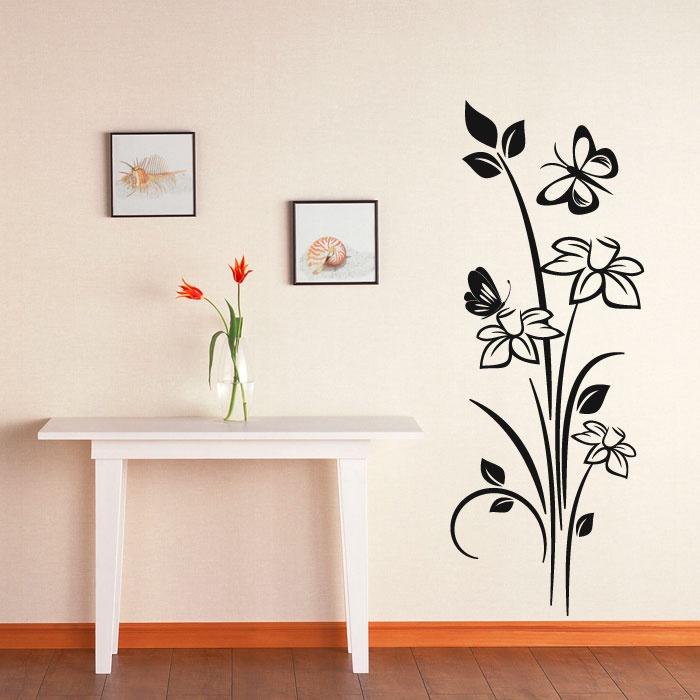 Foto principal de Adesivo de Parede Floral Nelumbo