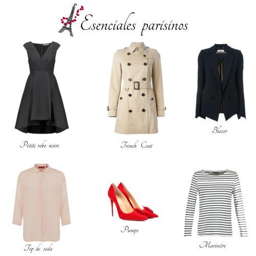 Claves de un look parisino