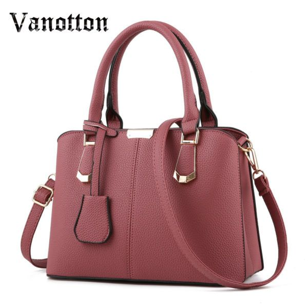 283344a802 Women Big Handbag OL Style Shoulder