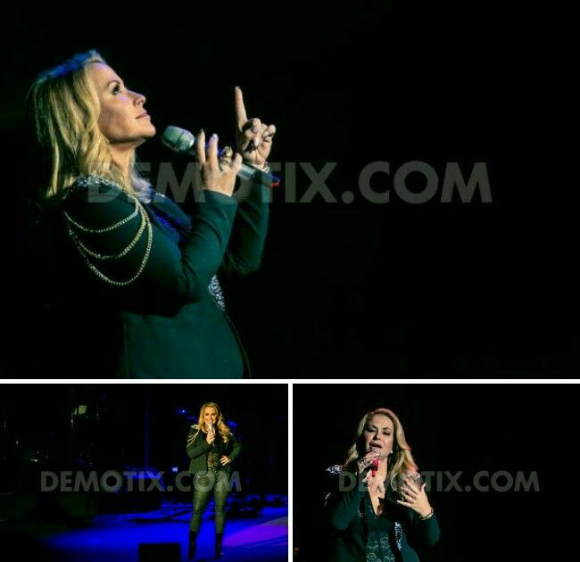 Anastaciaperformed live at the sold out venue of Auditorium Parco della Musica in Rome, Italy, this Sunday, January 11.  The setlist was the same as on the first leg of the tour in 2014 but with a different musical key. Stay tuned!