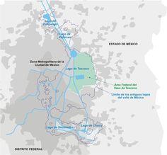Ciudad de México y Lago de Texcoco - Lago de Texcoco - Wikipedia, la enciclopedia libre