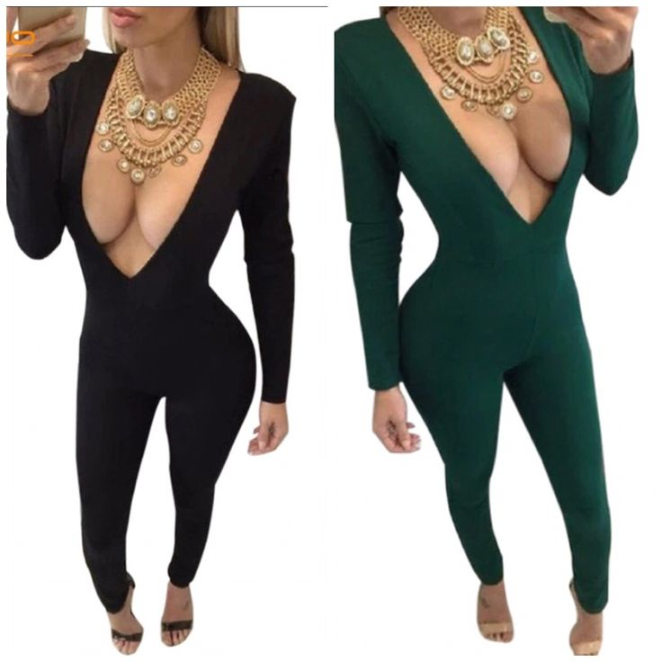 1000+ Ideas About Bodycon Jumpsuit On Pinterest
