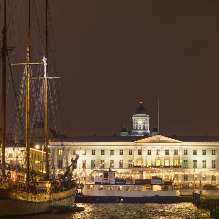Market Square - Helsinki. Finland - null