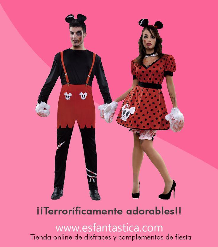Disfraces de Minnie Mouse para niña y mujer