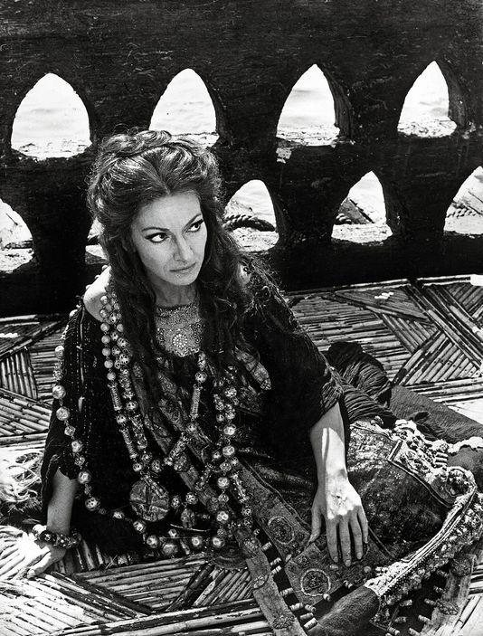 Maria Callas Medea Le Monde