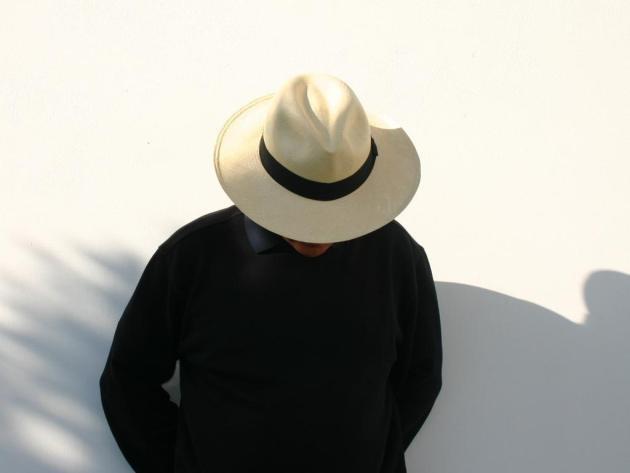 Panama Hat / Kapelusz Panama