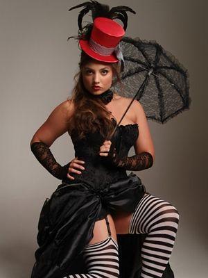 saloon girl again