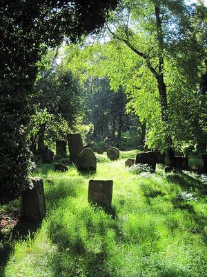 Jewish Cemetery in Worms, Germany | Atlas Obscura