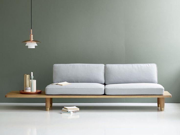 Plank Sofa / KnudsenBergHindenes
