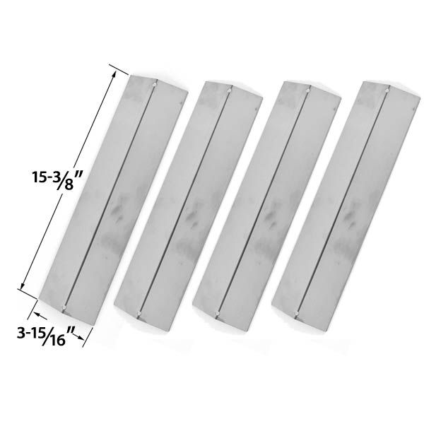 4 PACK STAINLESS STEEL VAPORIZOR BAR FOR HOME DEPOT 810-8411-5, CHARMGLOW 810-8410-F, BRIKMANN & GRILL KING GAS GRILL MODELS Fits Compatible Home Depot Models : 810-8411-5 Read More @http://www.grillpartszone.com/shopexd.asp?id=33501&sid=17486