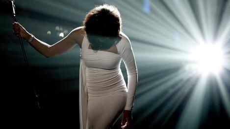 Jennifer Hudson to honor Whitney Houston at the GrammysRemember Whitney, Whitney Houston, Houston Ripped, Whitneyhouston, Houston Forever, Los Angels, Final Bows, Ripped Whitney, Music Stars