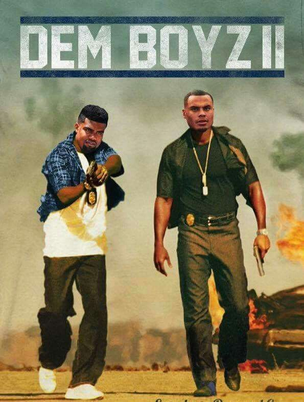 Dem Boyz!!!!