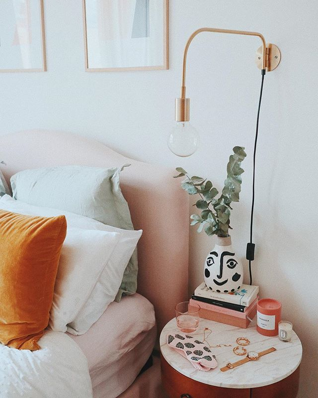 My Oh My That Bed Looks Way Too Cosy Sharing Some Bedroom Plans On My Youtube Channel Today Head On Over And Budget Home Decorating Home Decor Apartment Decor