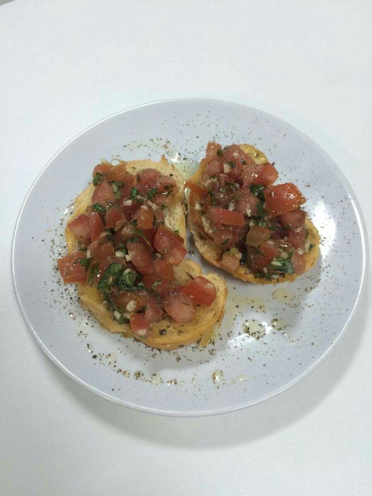 Aula entradas Italianas! Chef Cláudio Suppo  www.chefmania.com.br