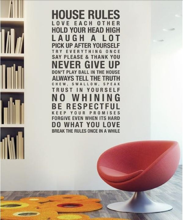 Typography for Interiors